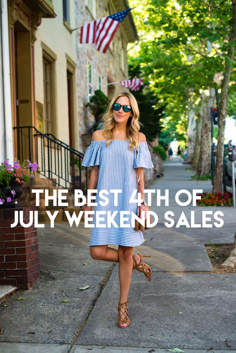 The Best 4th of July Weekend Sales 2016