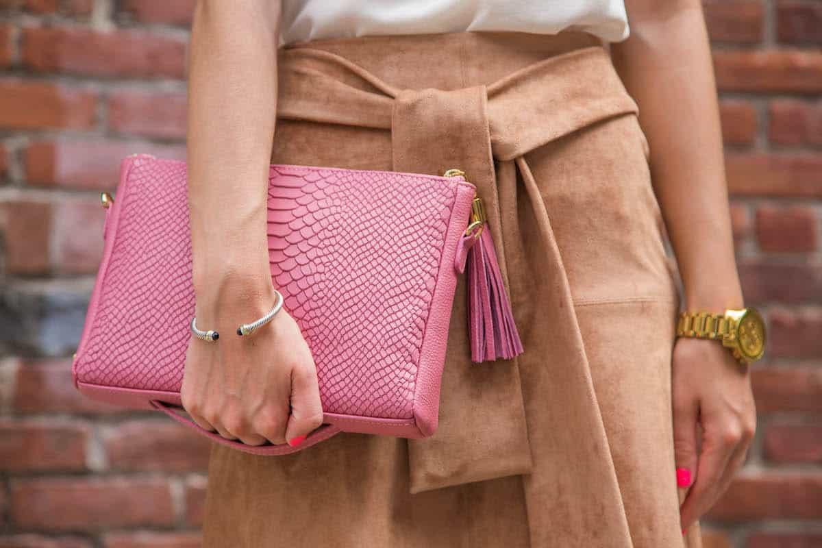 GiGi New York Hailey Crossbody Bag