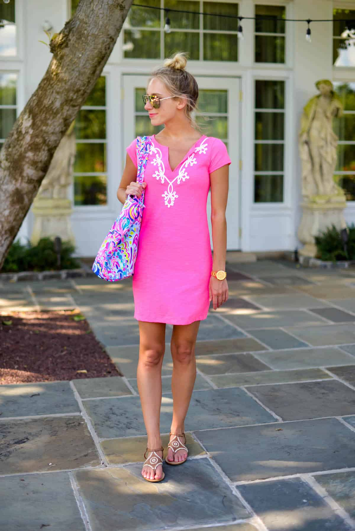 Lilly Pulitzer Brewster T-Shirt Dress