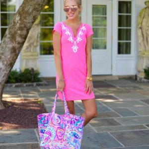 Lilly Pulitzer Brewster T-Shirt Dress