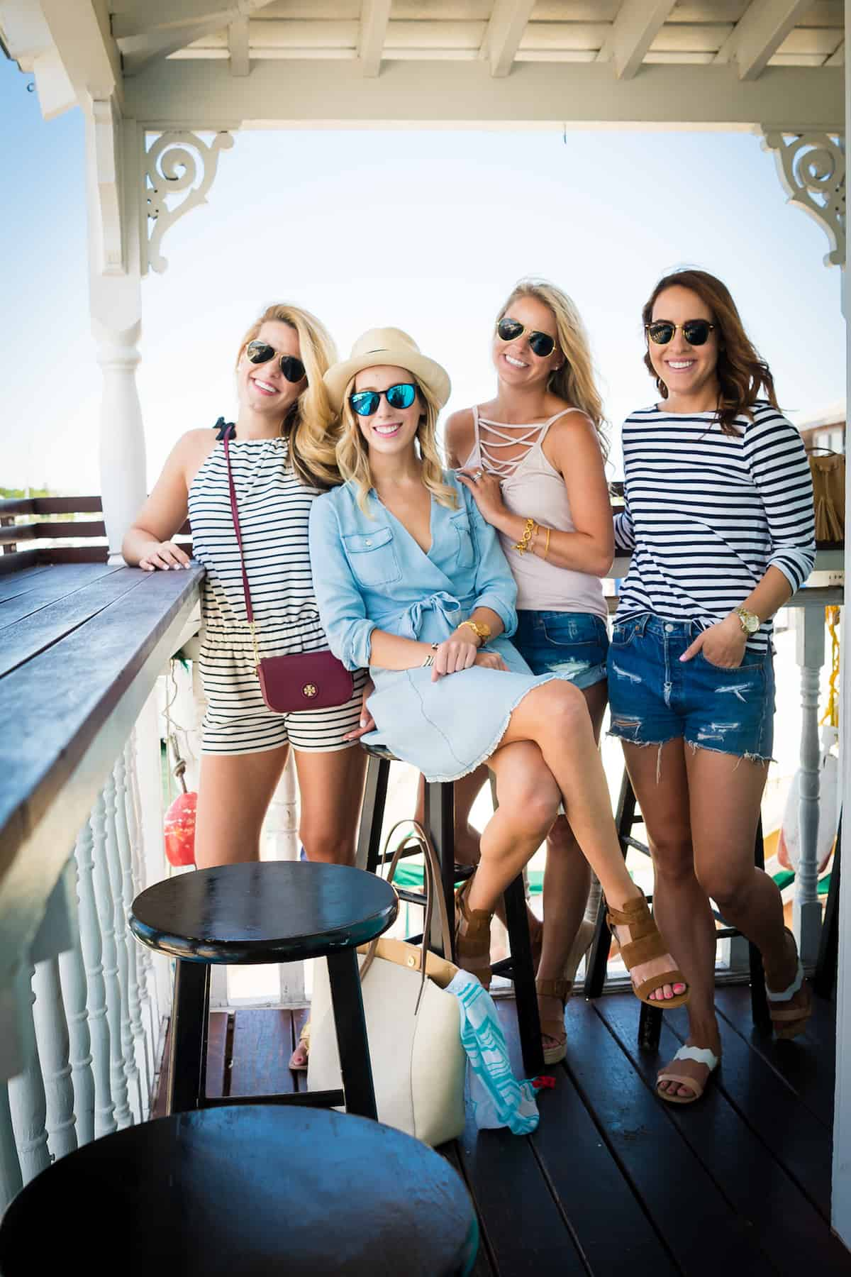 Marthas Vineyard Girls Trip