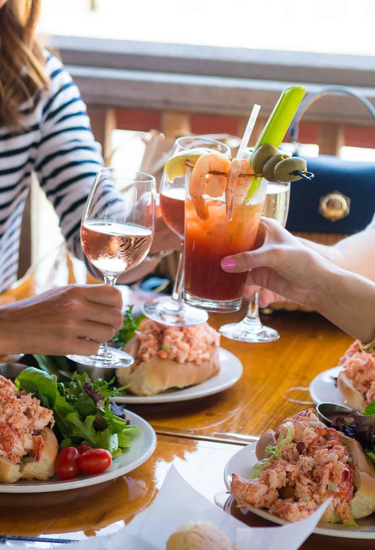 Seafood Shanty Marthas Vineyard