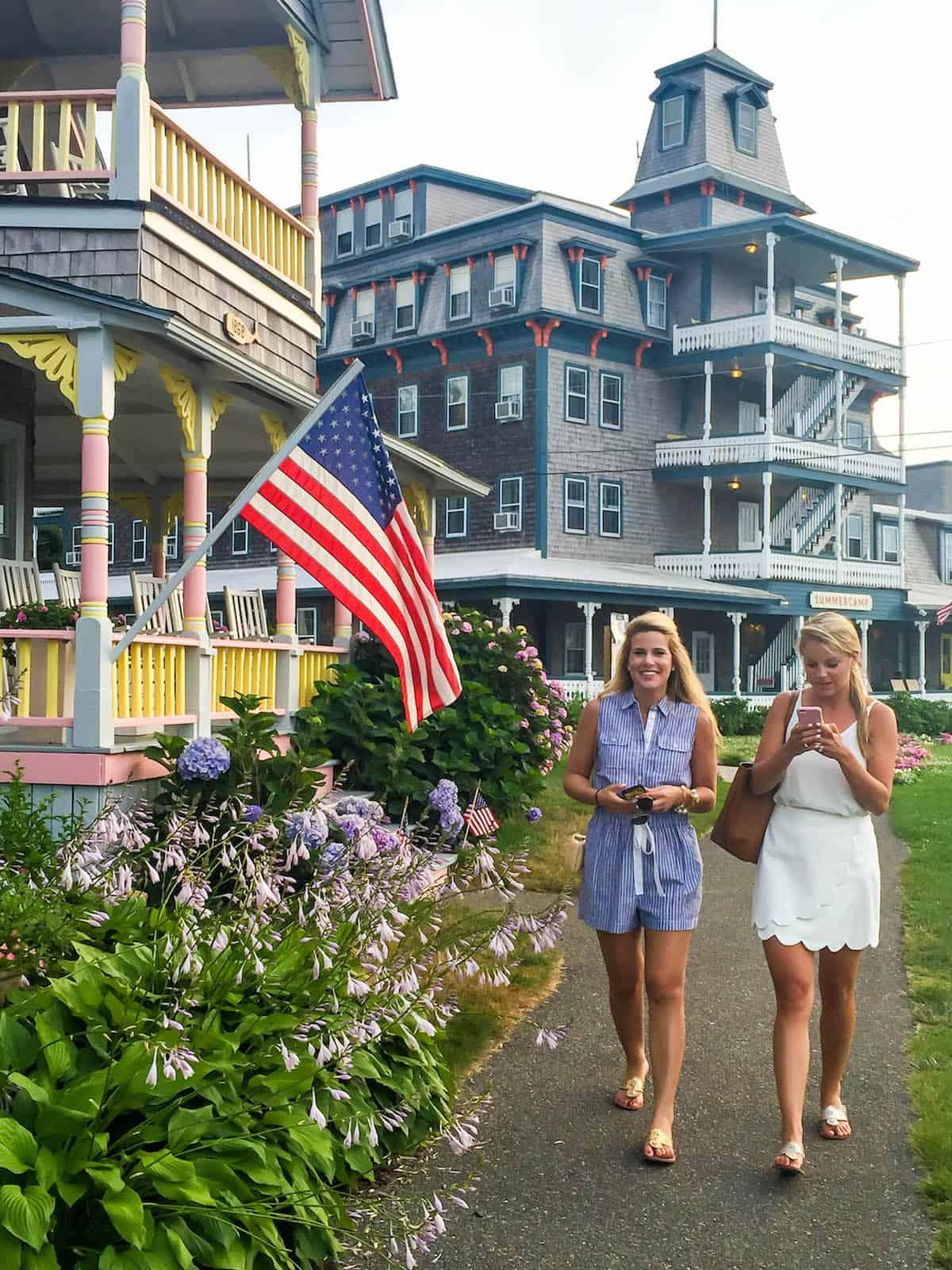 Summercamp Hotel Marthas Vineyard