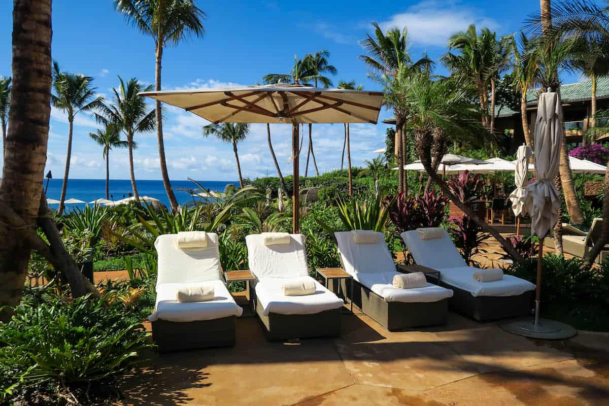 Four Seasons Resort Lanai Hawaii