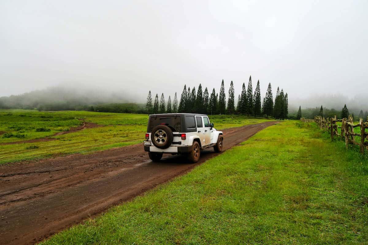 Lanai Island Hawaii