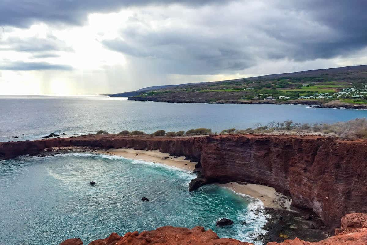 Manele Bay Lanai Island, Hawaii