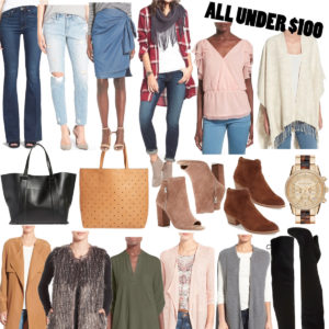 Nordstrom End of Summer Clearance Sale