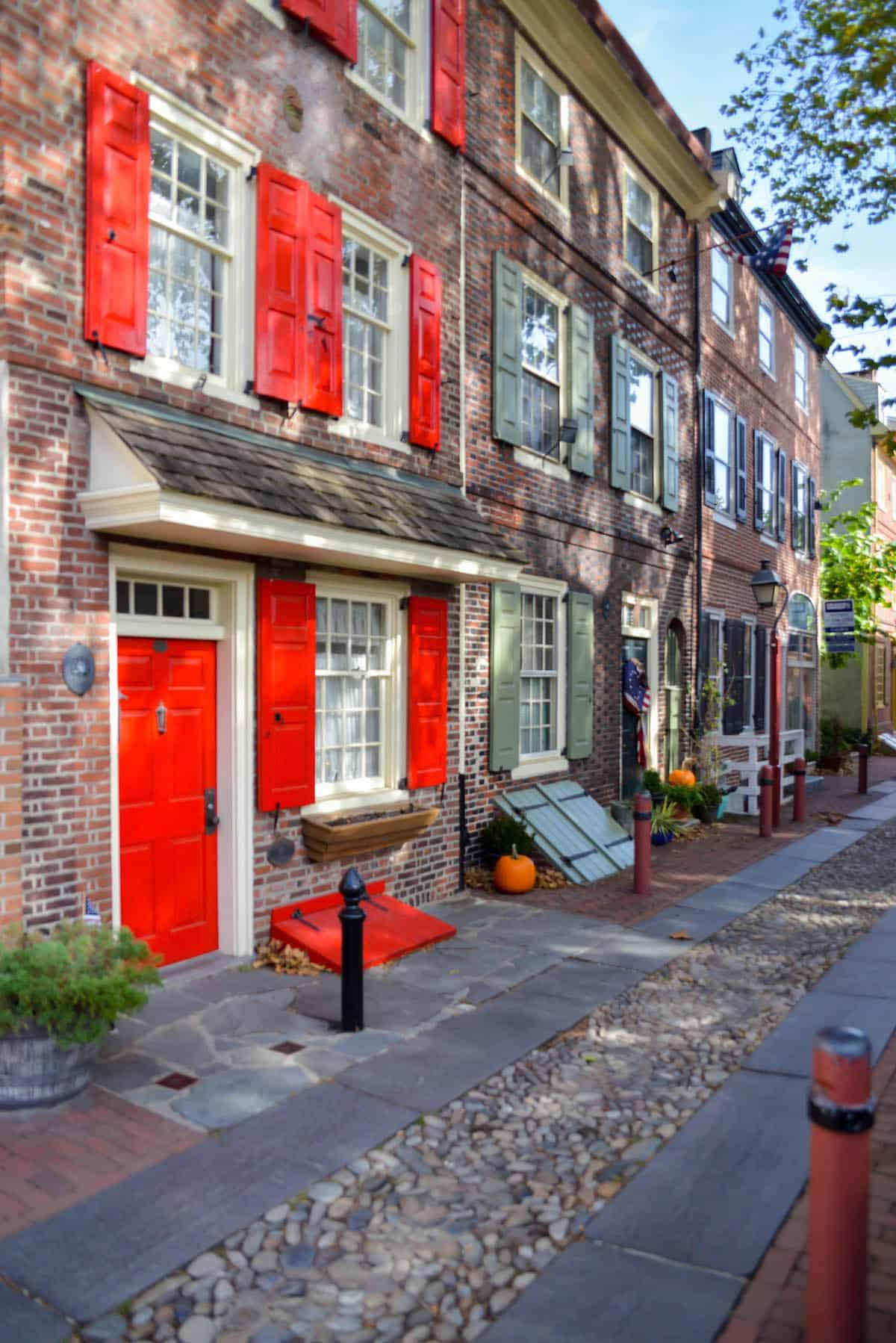 Elfreths Alley Philadelphia