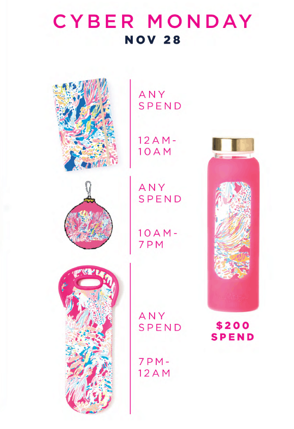 Lilly Pulitzer Cyber Monday Gifts