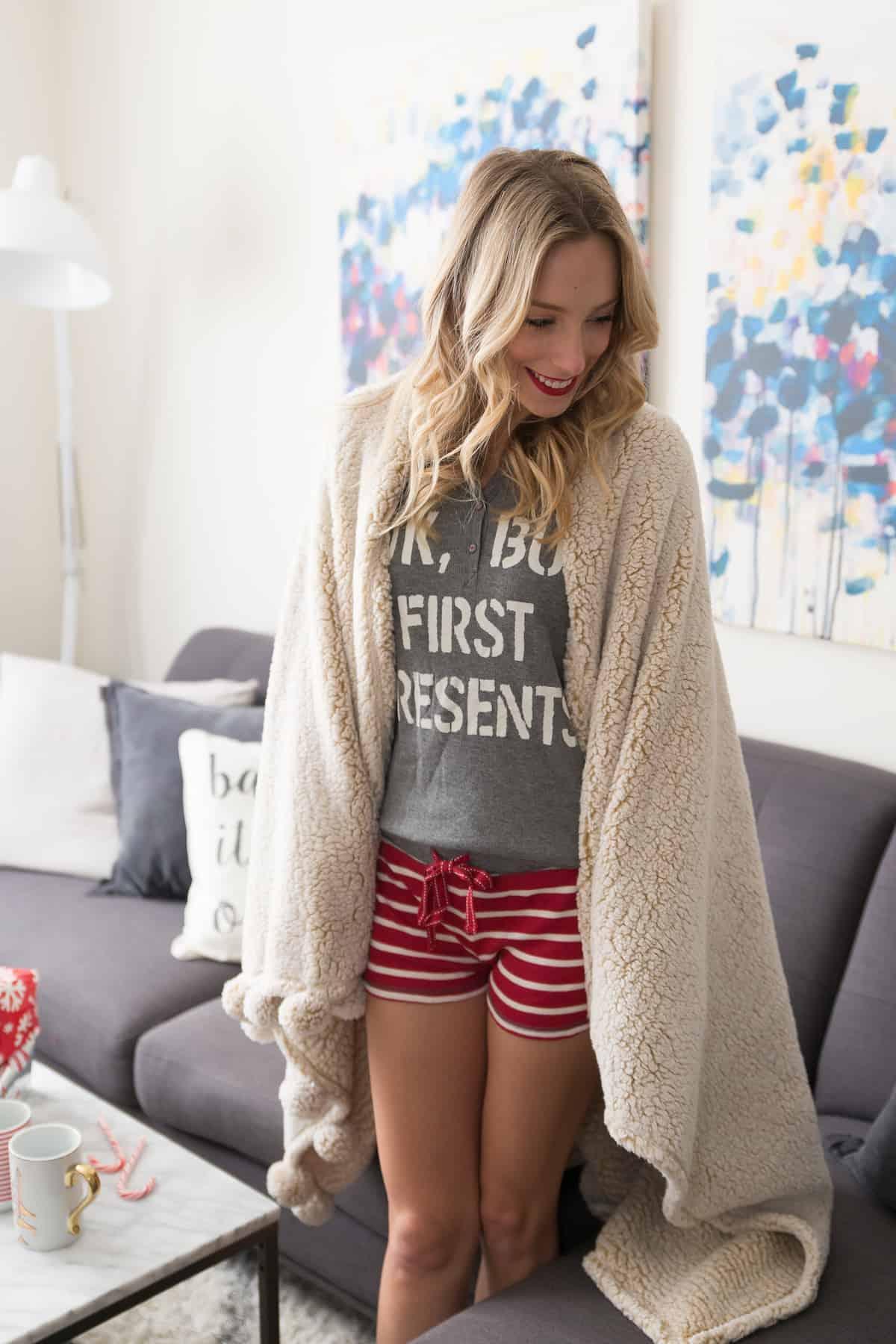 Couples Christmas Pajamas