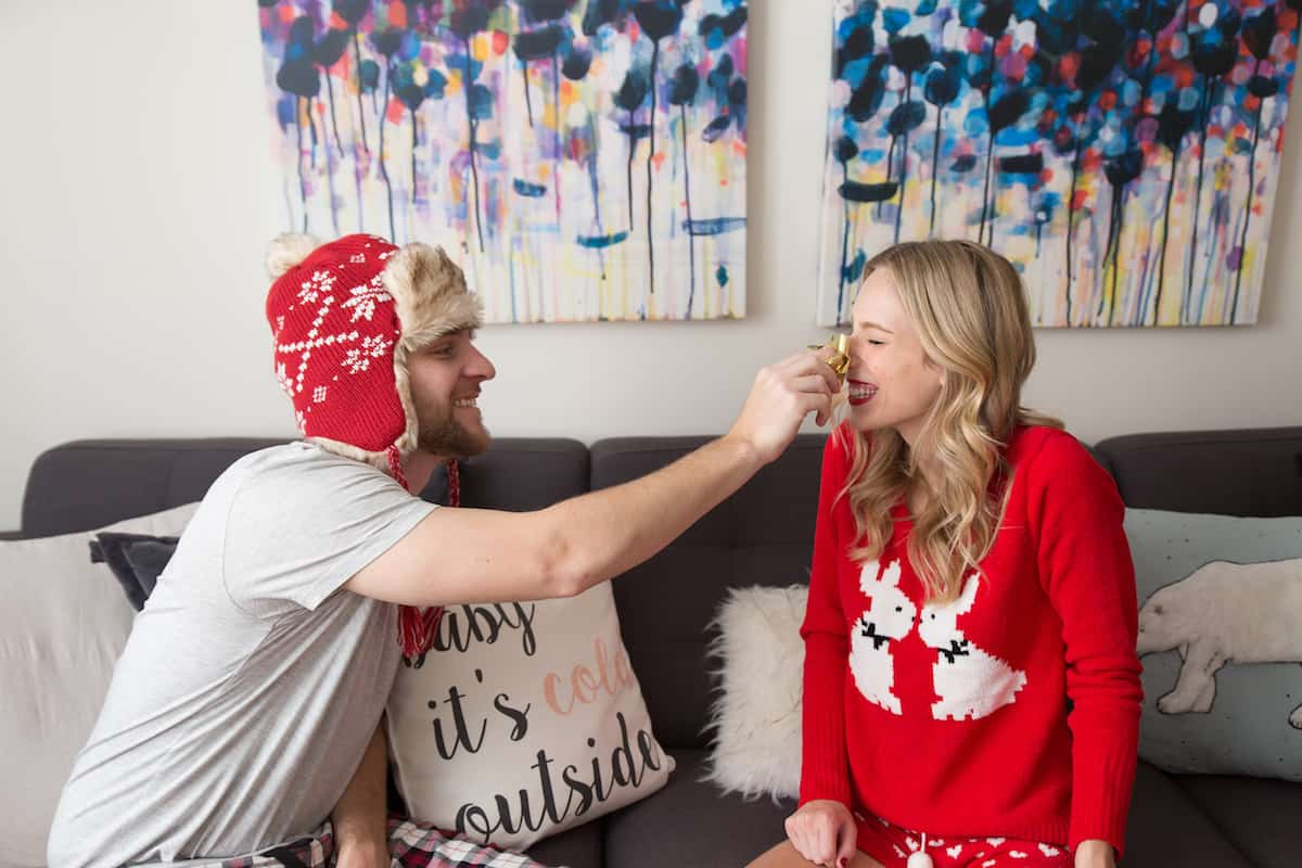 Couples Christmas Pajamas