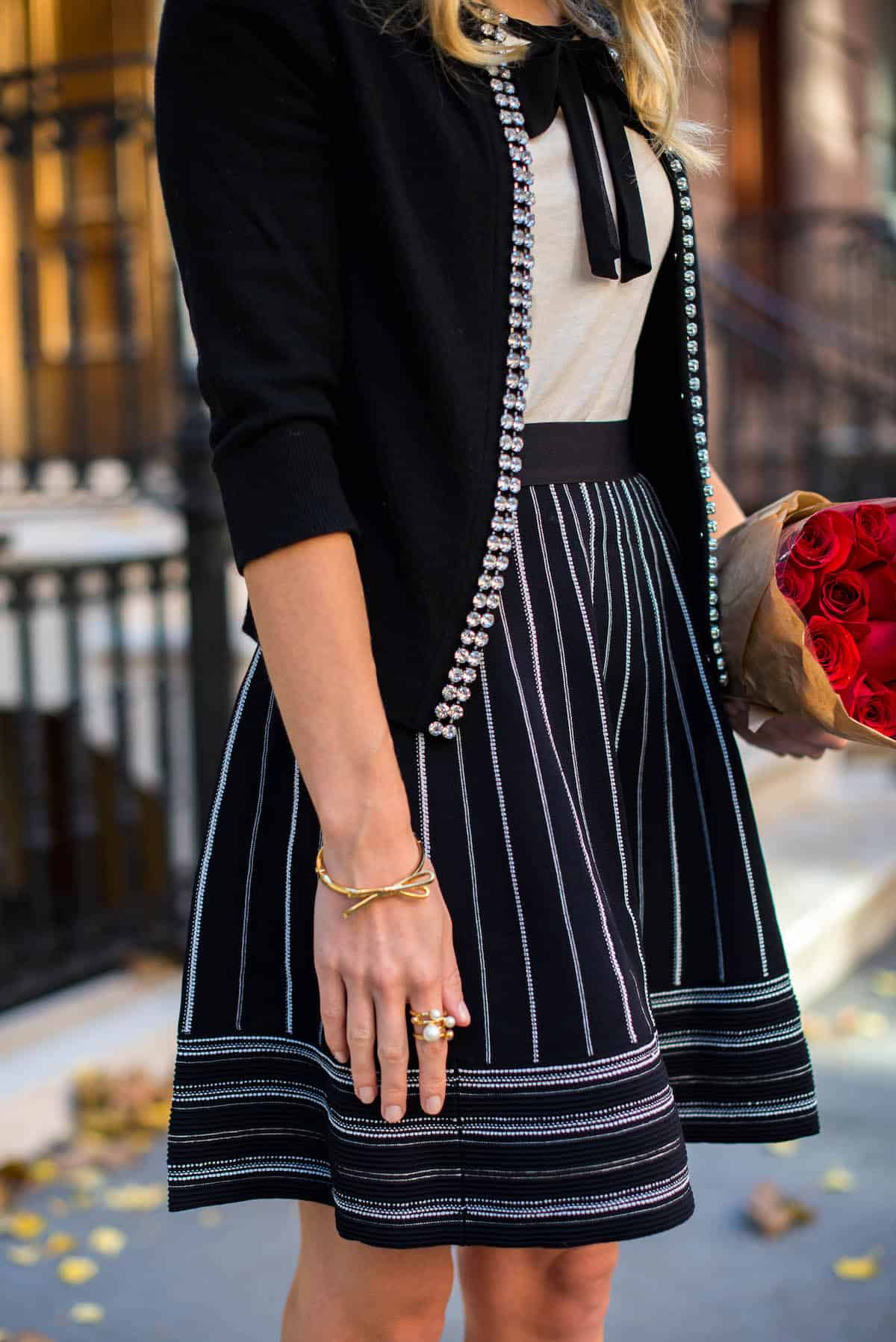 Kate Spade Faux Pearl Ring