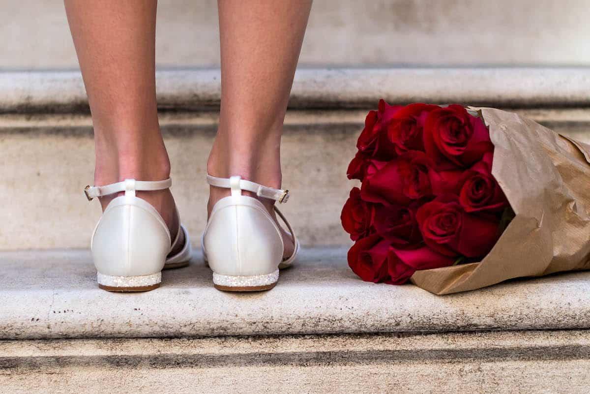 Kate Spade Satin Ballet Flats