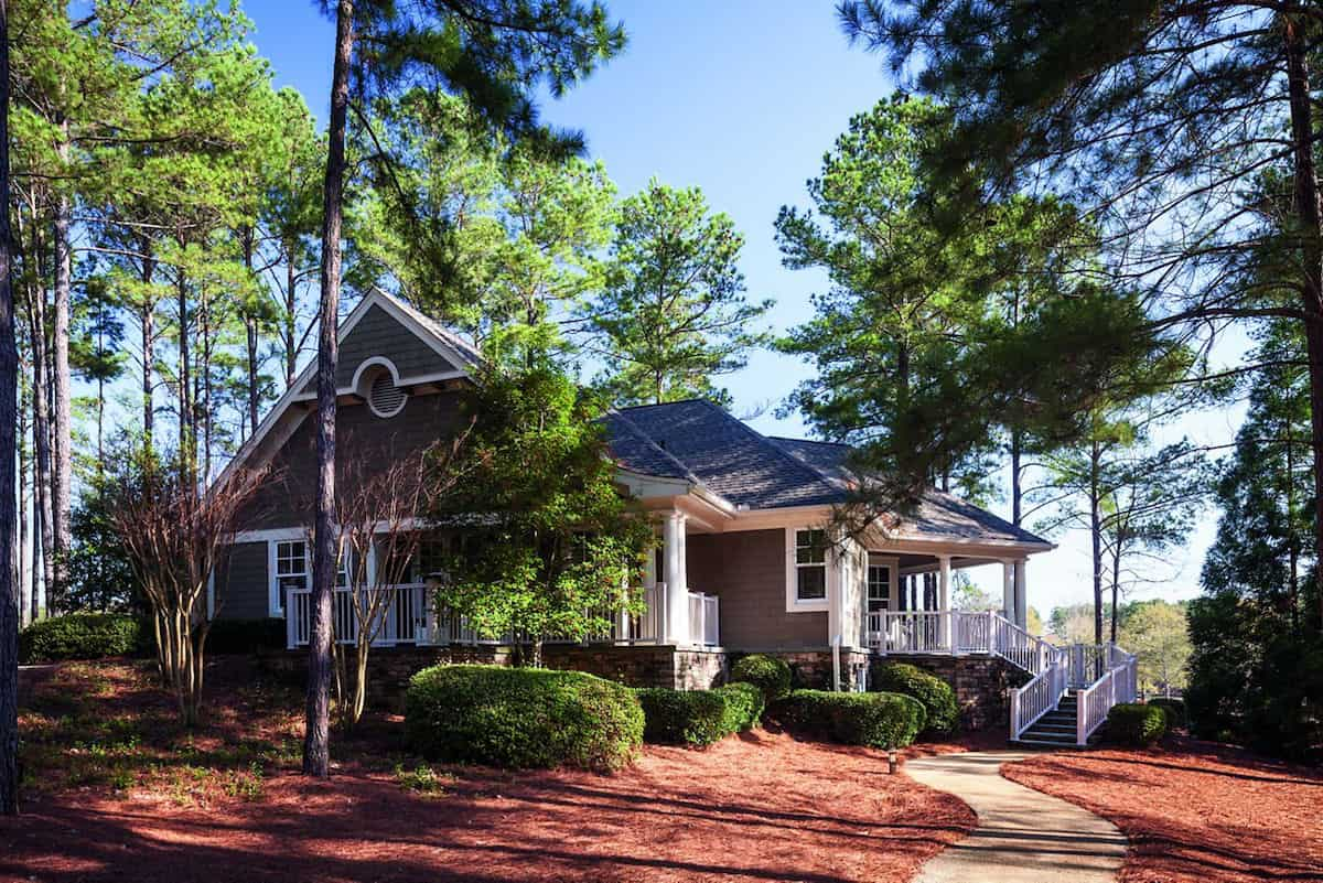 Ritz Carlton Lake Oconee Cabin