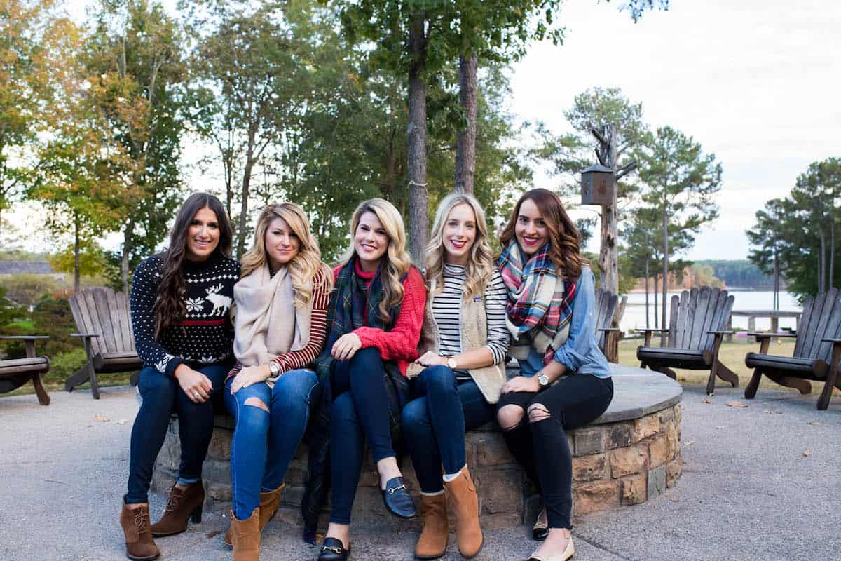 Ritz-Carlton Lake Oconee Girls Getaway