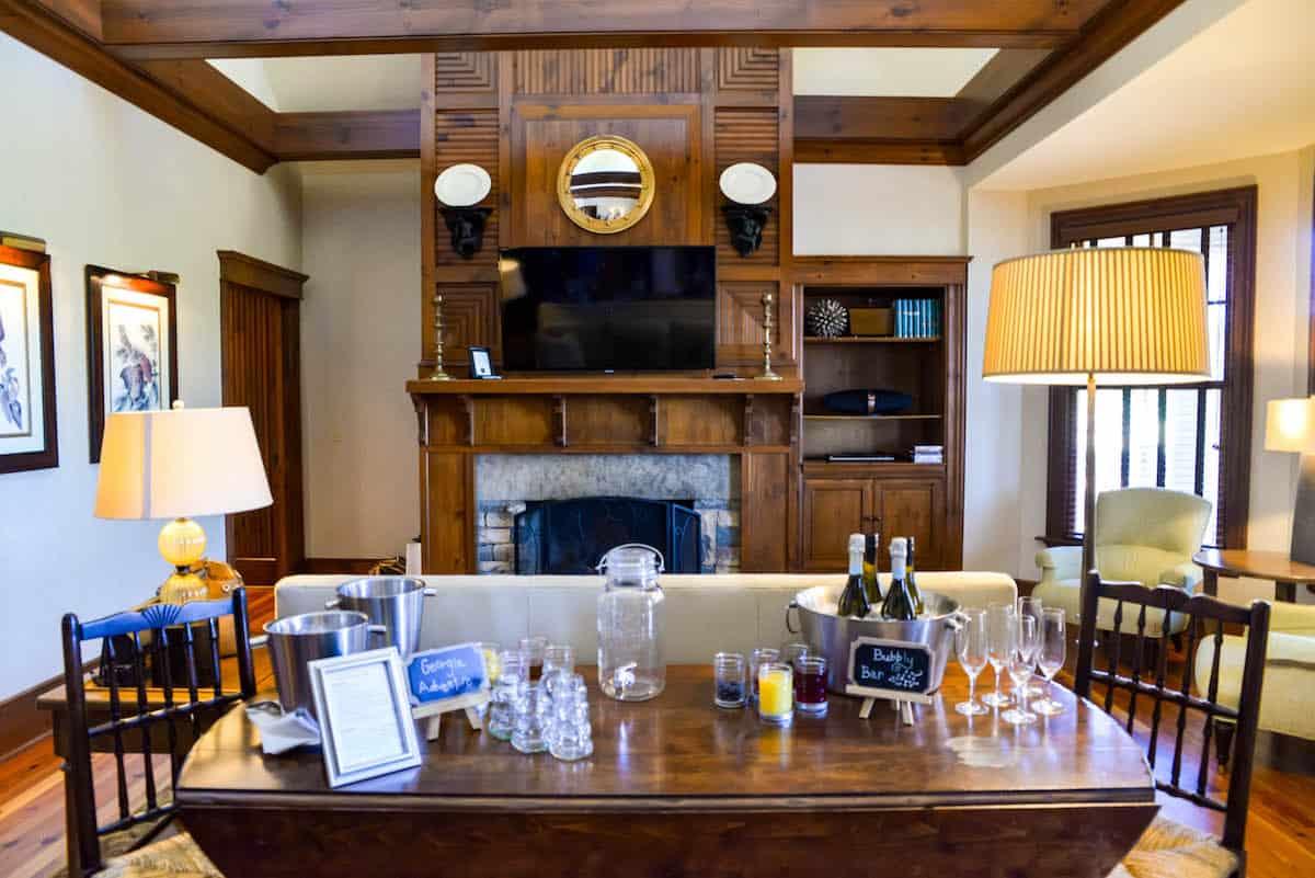 Ritz-Carlton Lake Oconee Guest Cottage