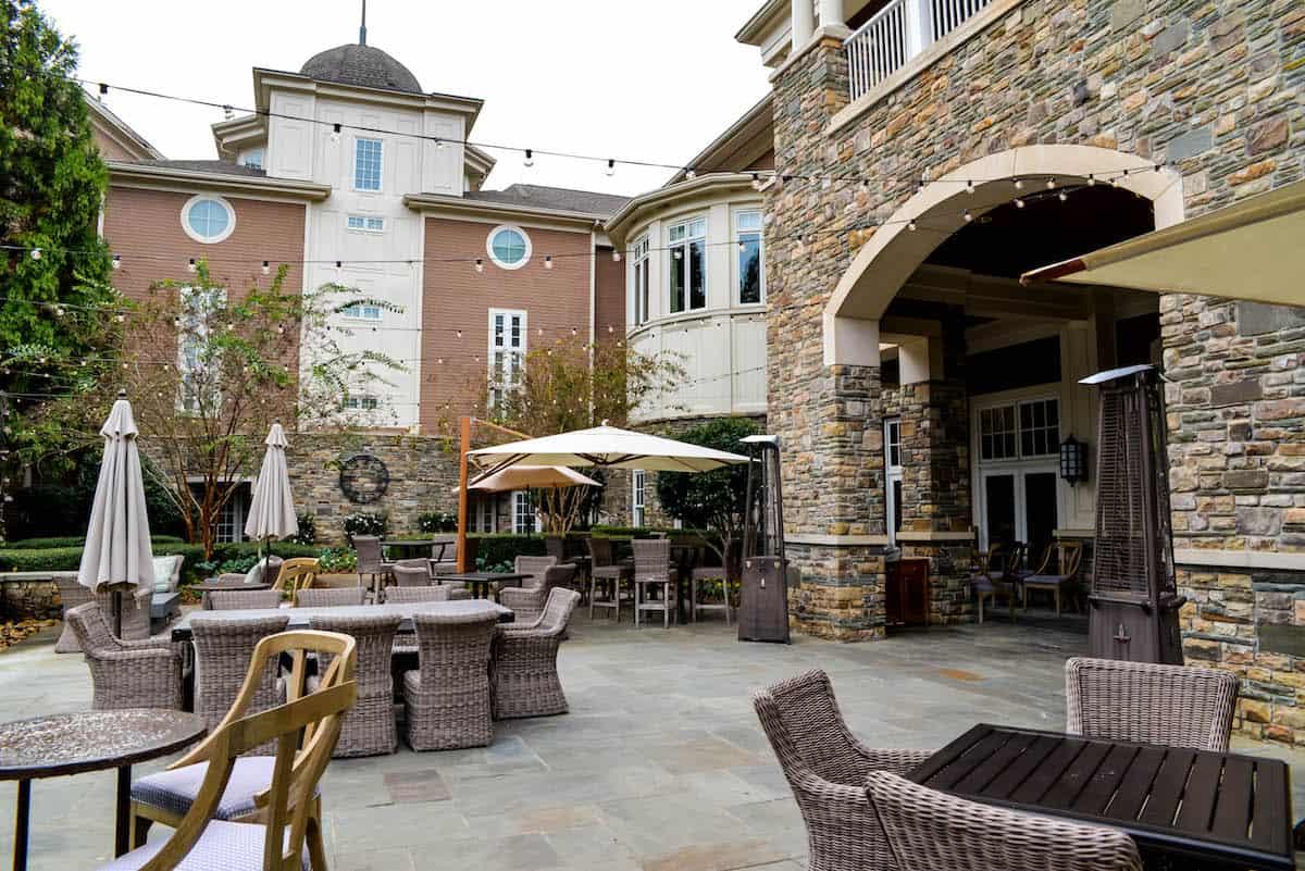 Ritz Carlton Lake Oconee Resort