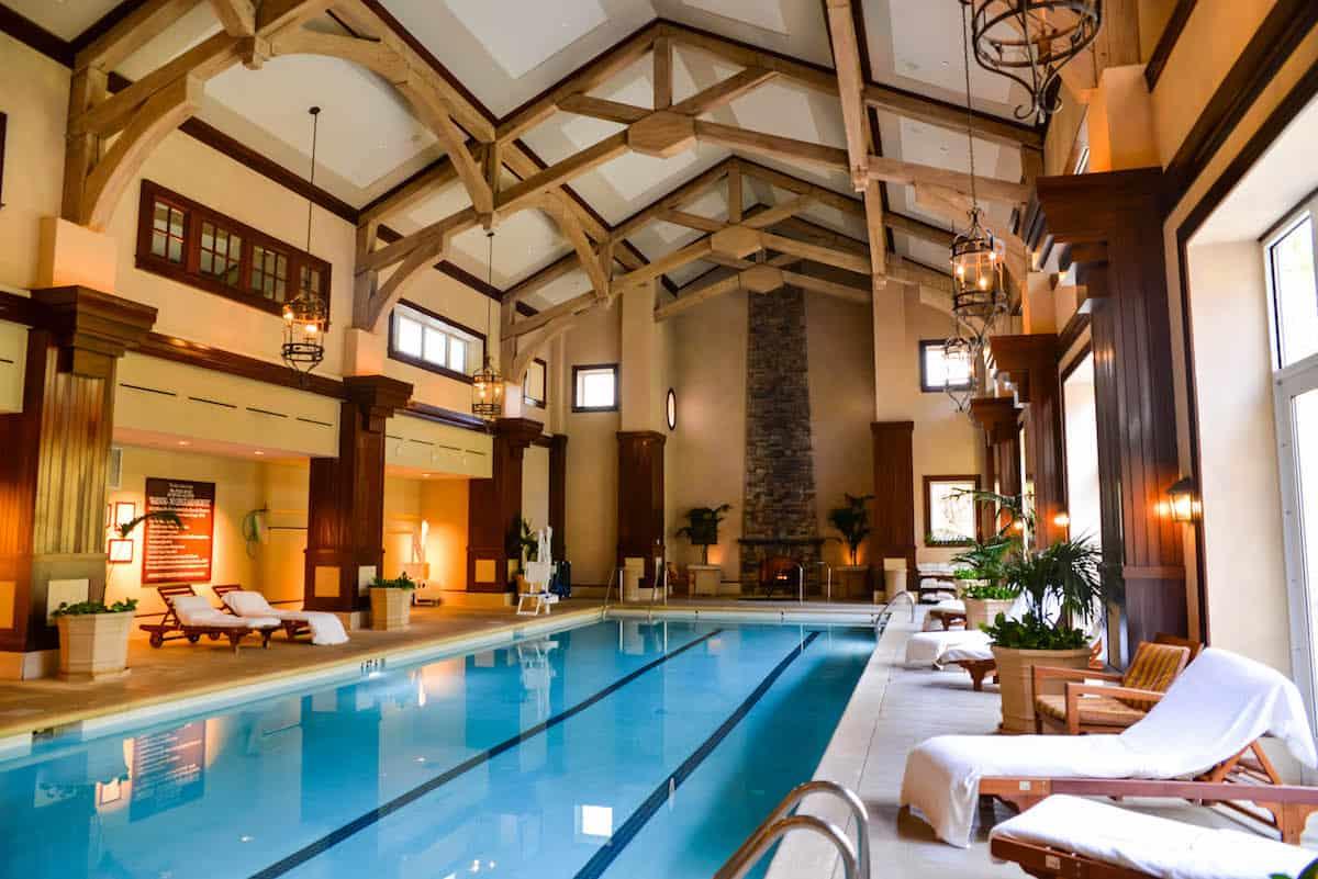 Ritz Carlton Lake Oconee Spa