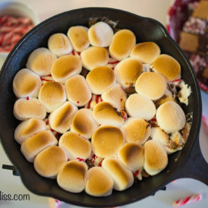 Holiday Skillet S'Mores Dip Recipe