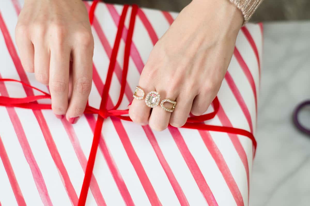 Ivanka Trump Crystal Ring