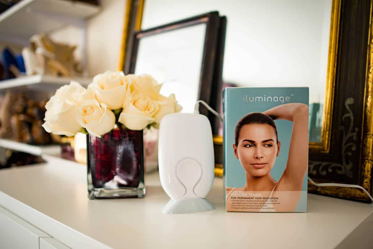 iluminage Precise Touch Permanent Hair Removal Review