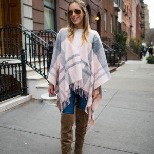 Barbour Tartan Wool Wrap