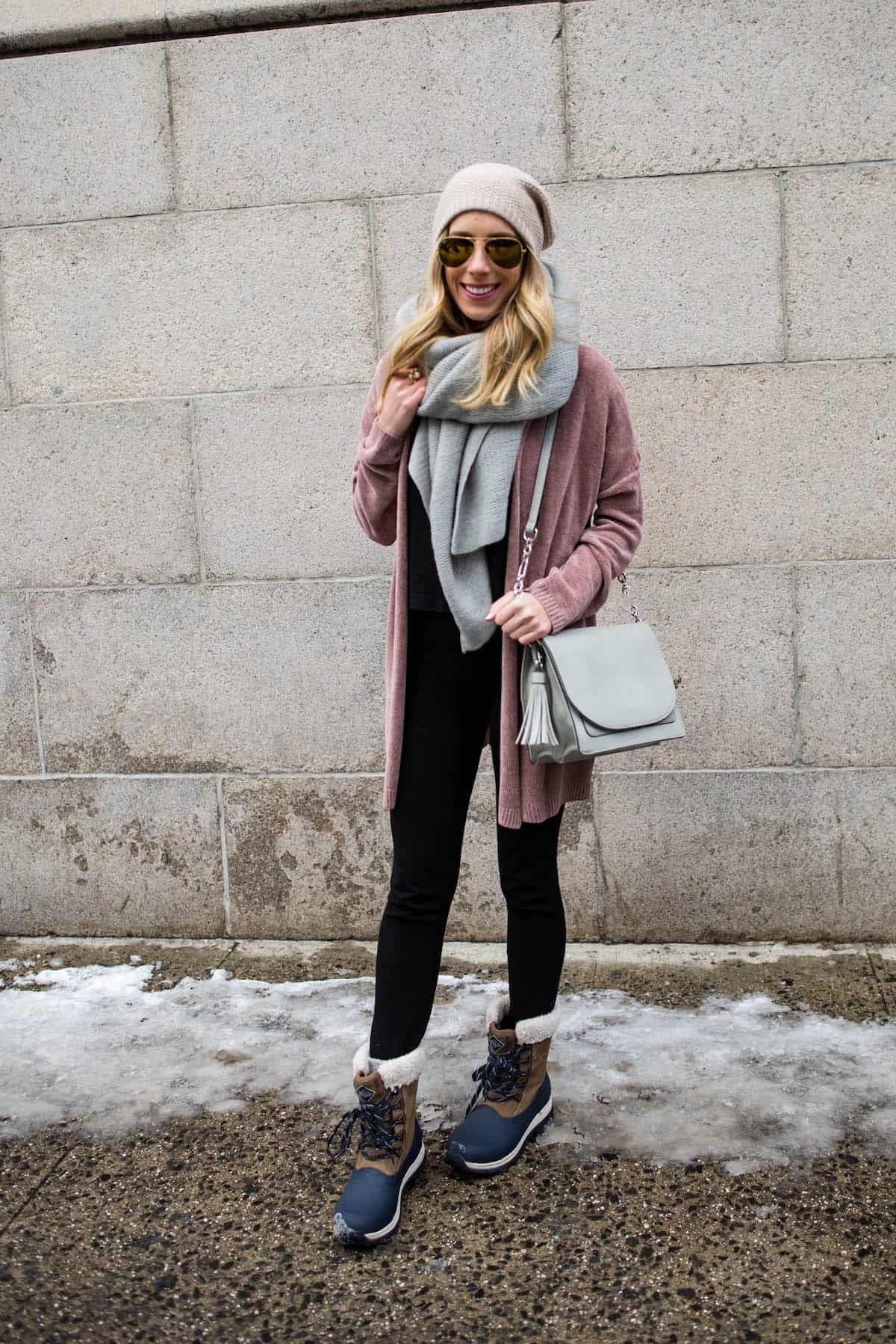 How To Dress Stylish For Cold Weather