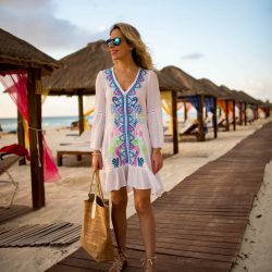 Lilly Pulitzer Cover Up-2
