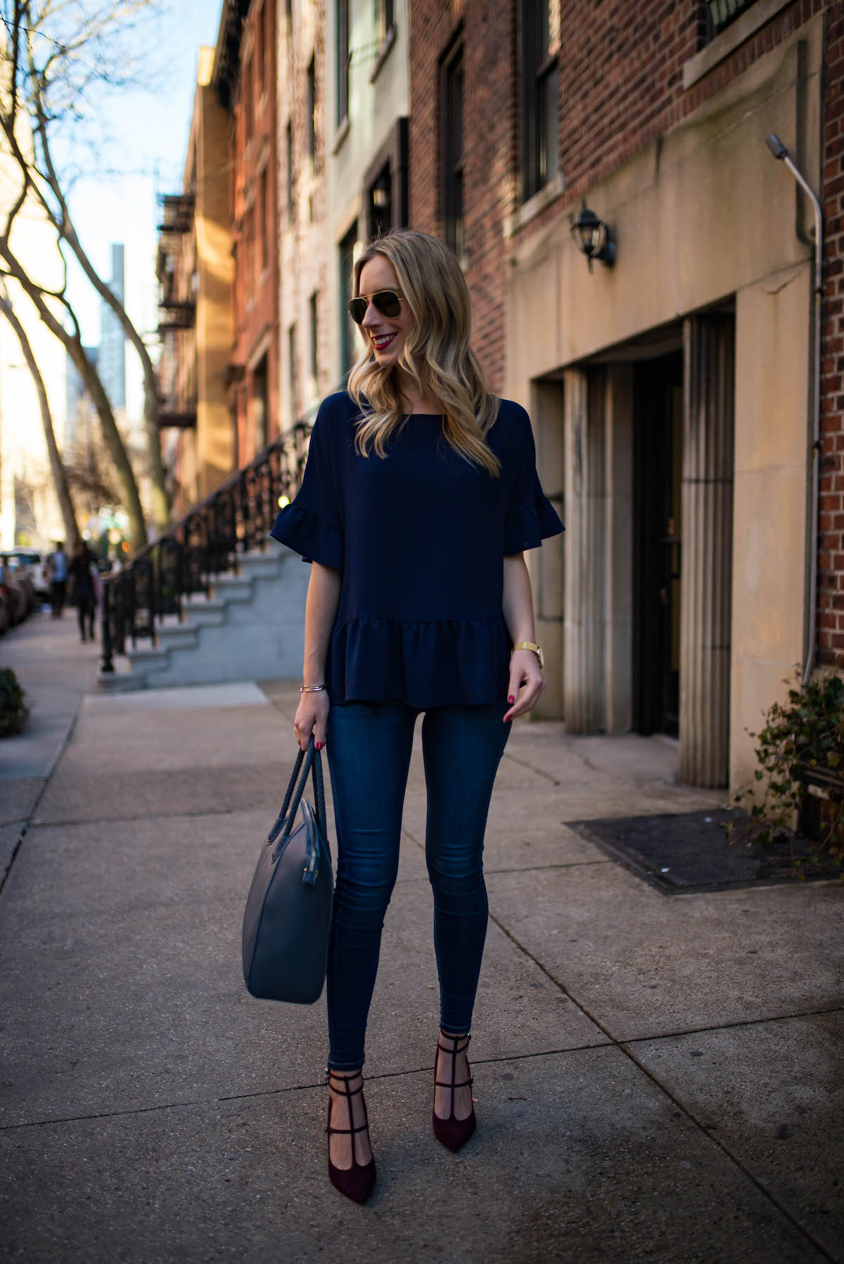 10 Must Have Navy Tops Under $100