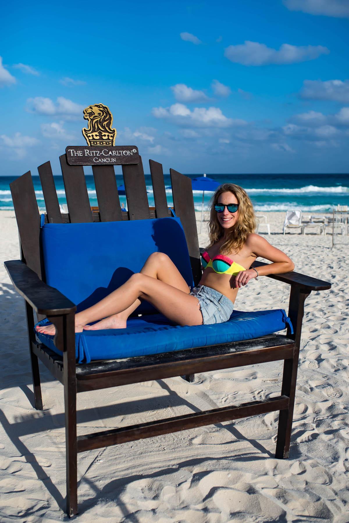 The Ritz-Carlton Cancun Beach