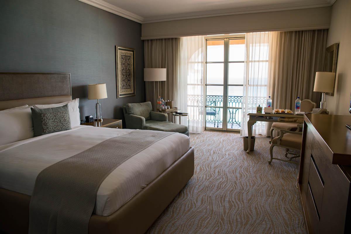 The Ritz-Carlton Cancun Guest Room