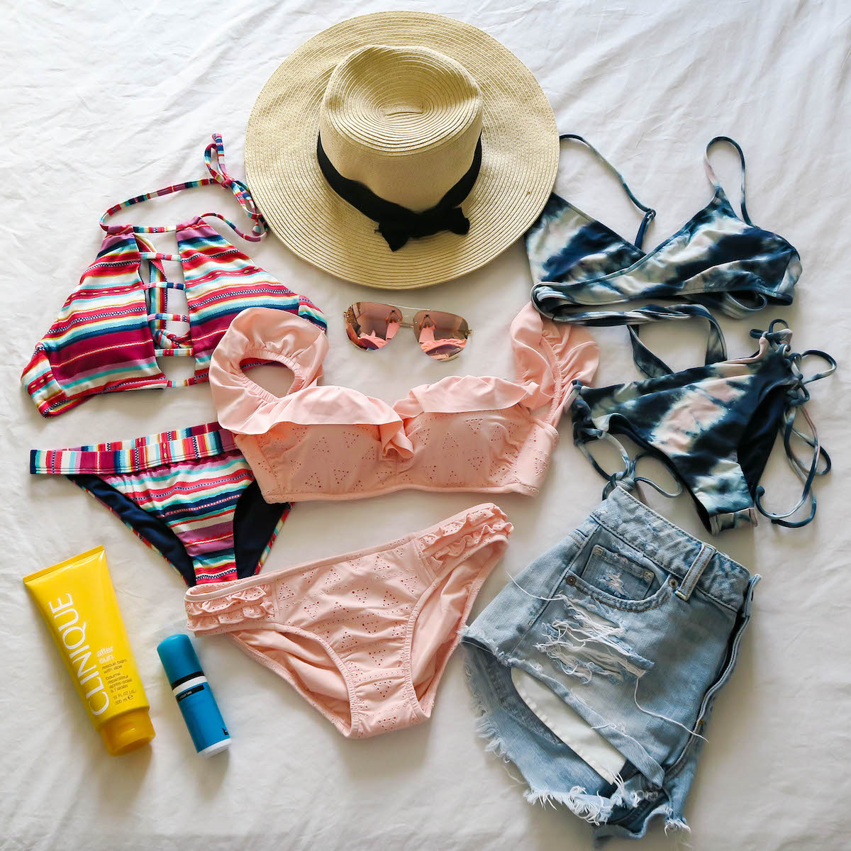 Mexico Vacation Packing List