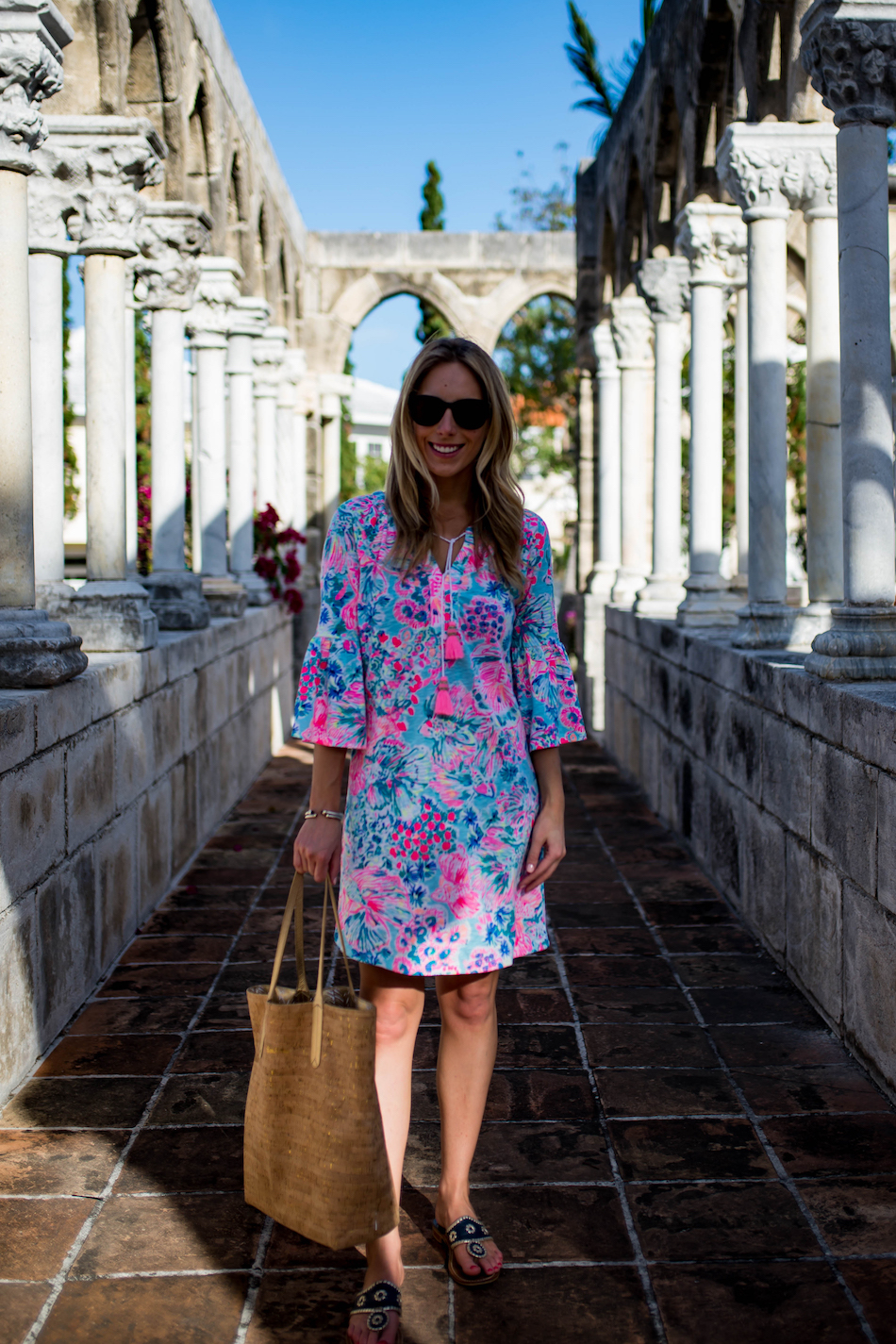 fcb67849752 Lilly Pulitzer Del Lago Tunic Dress | Katie's Bliss