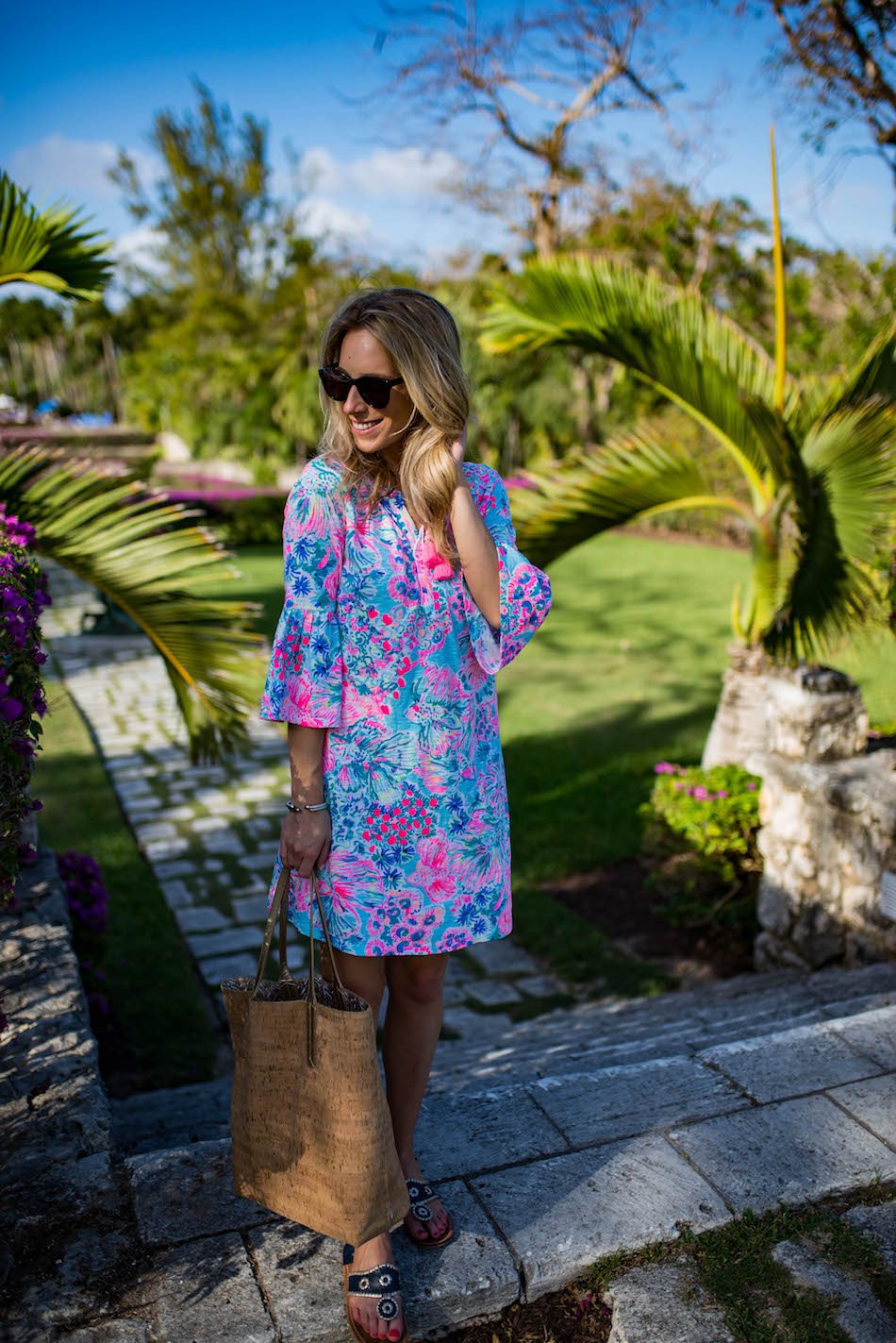 Lilly Pulitzer Del Lago Tunic Dress Katie S Bliss