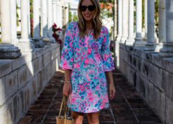 Lilly Pulitzer Del Lago Tunic Dress