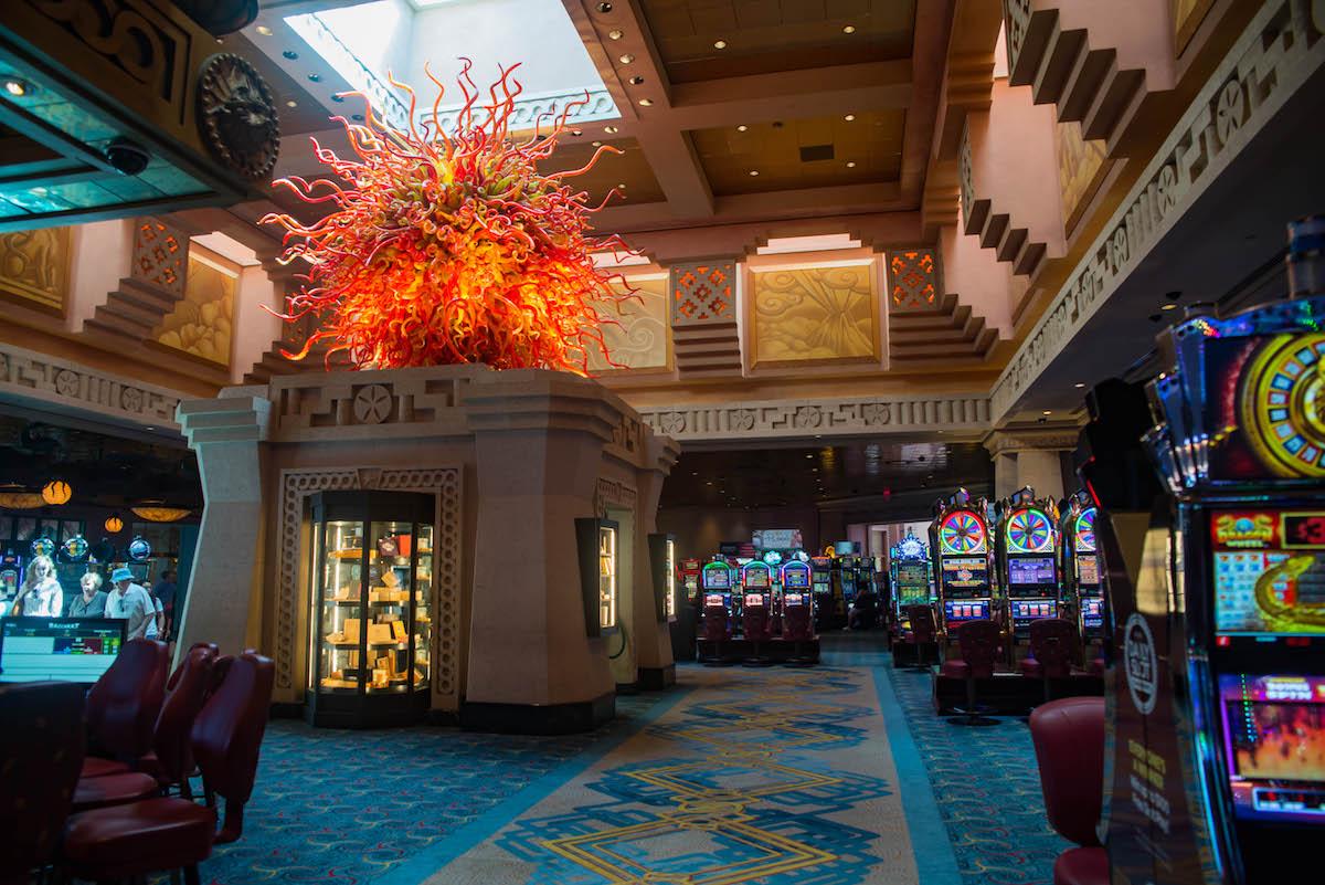 Casino at Atlantis Paradise Island Resort