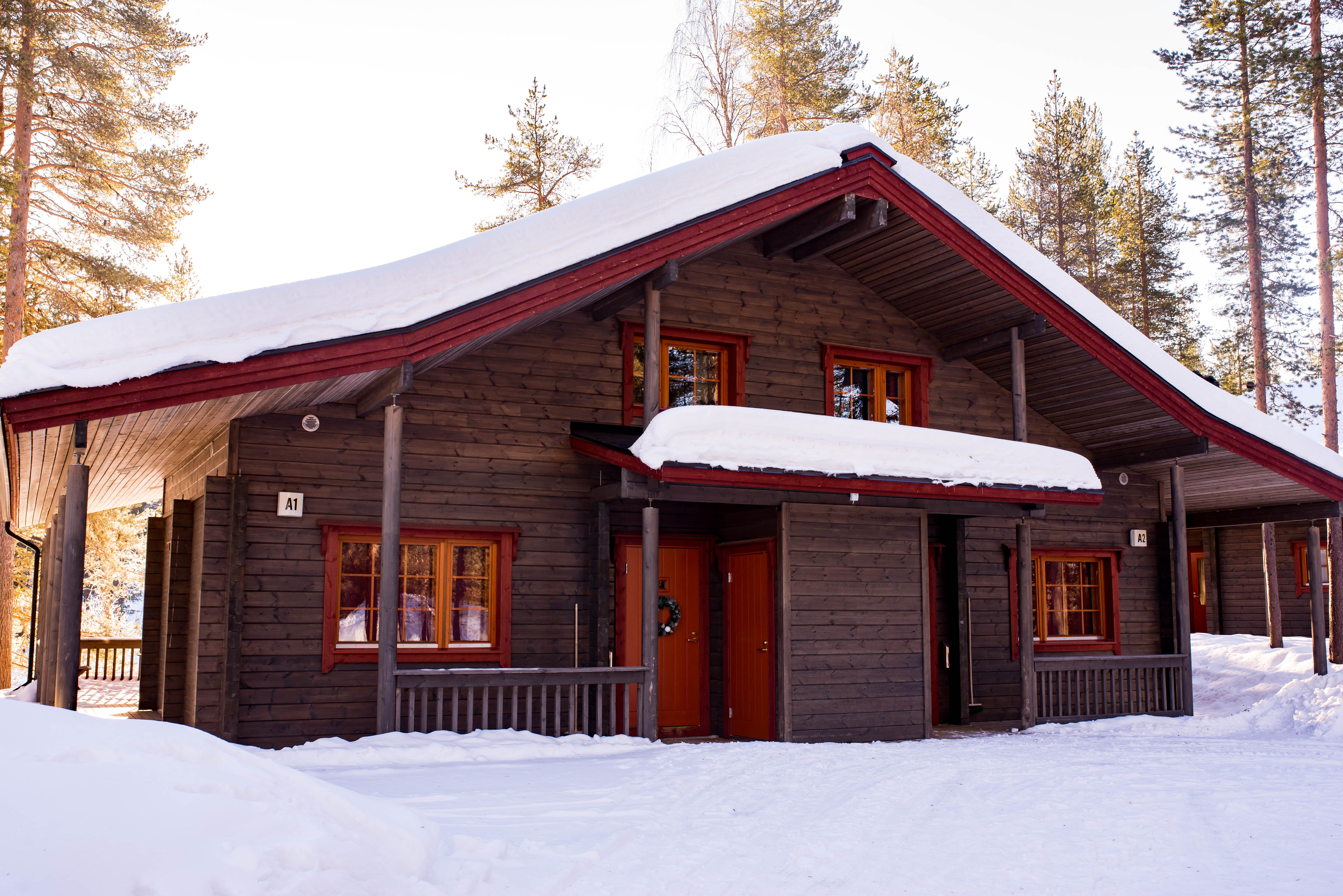 Lapland Hotel Bear's Lodge Finland