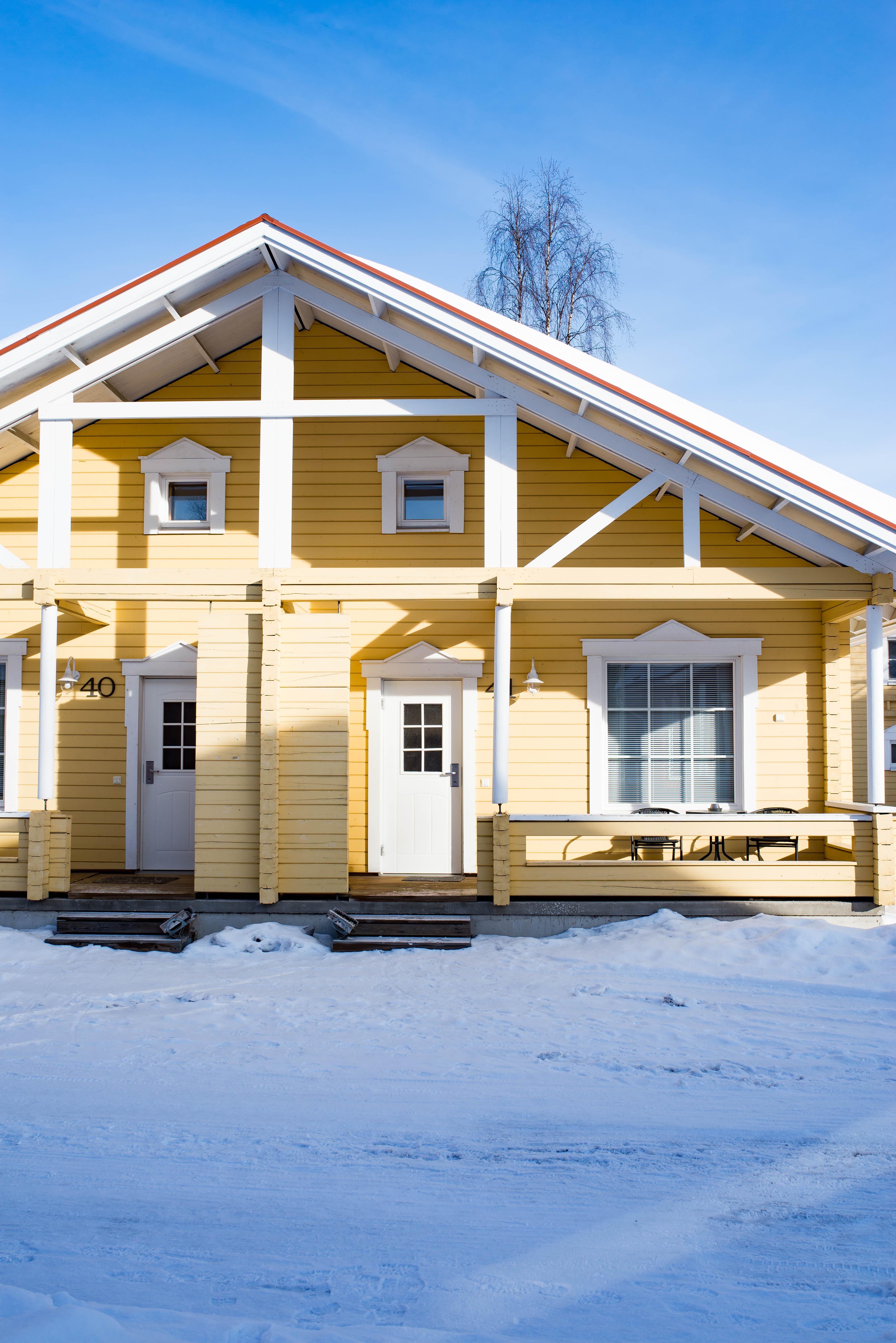 Ounasvaara Chalets Lapland Hotel