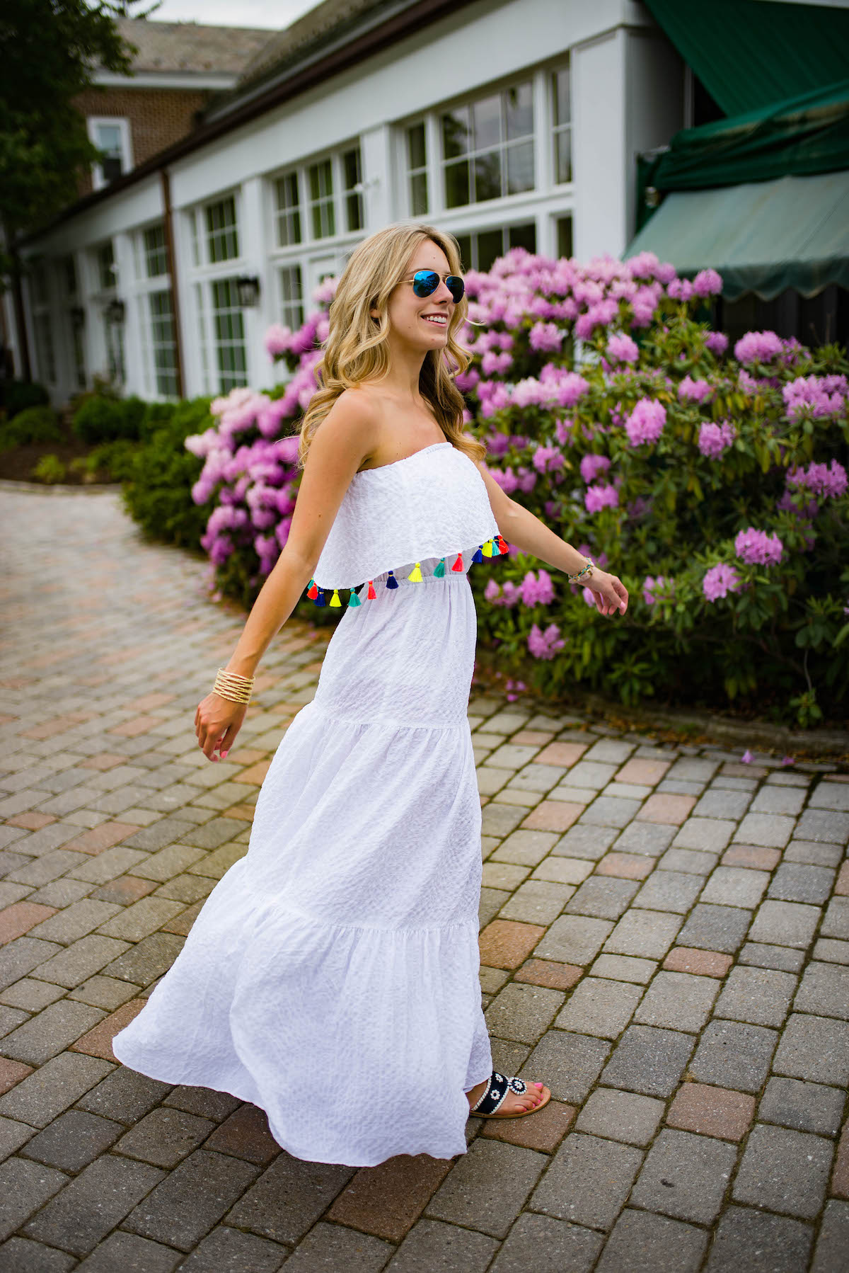 Lilly Pulitzer Caridee Maxi Dress