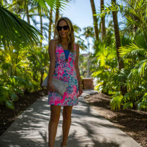 Lilly Pulitzer Cassa Shift Dress