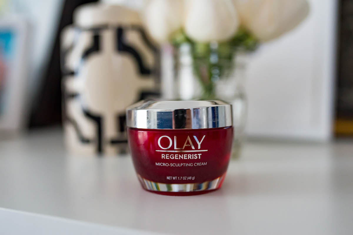 Olay Regenerist Micro Sculpting Cream Review