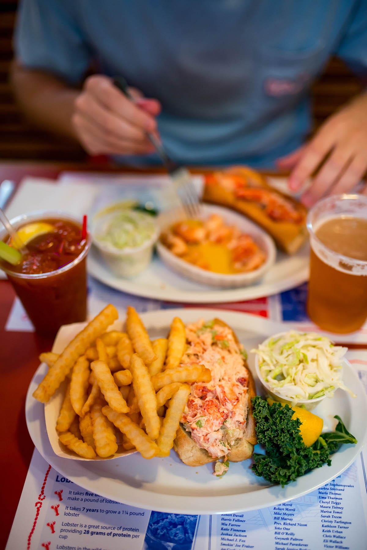 The Lobster Roll Restaurant Montauk