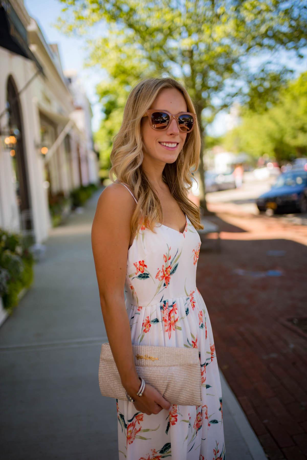 BB Dakota Lila Dress