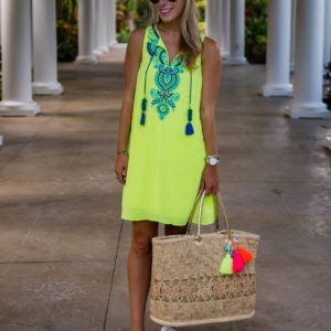 Lilly Pulitzer Aubra Shift Dress