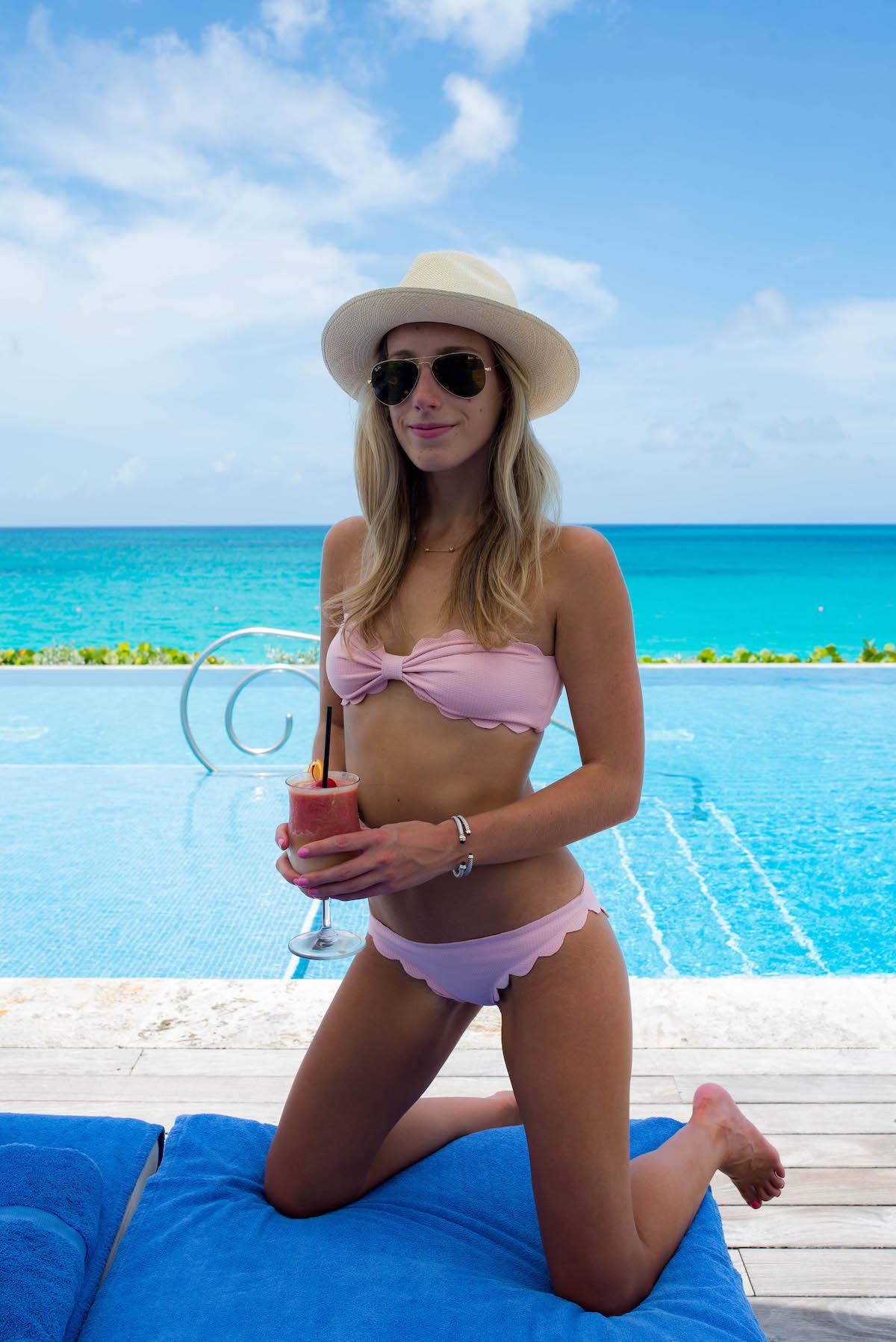 Marysia Swim Scallop Bikini