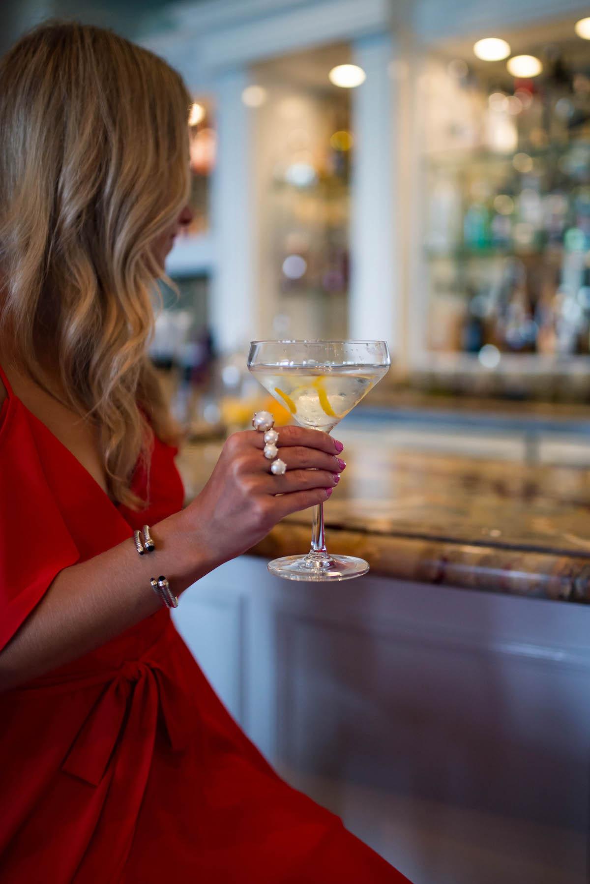 The Vesper Martini