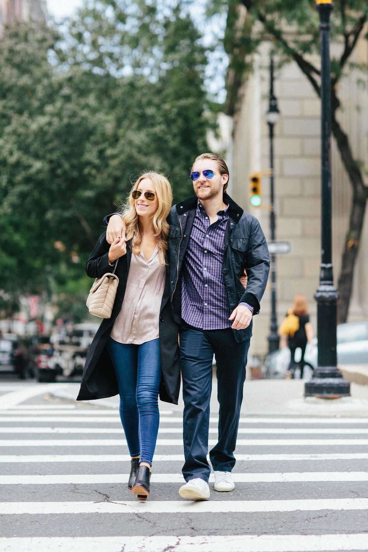 Couples Fall Date Night Outfits