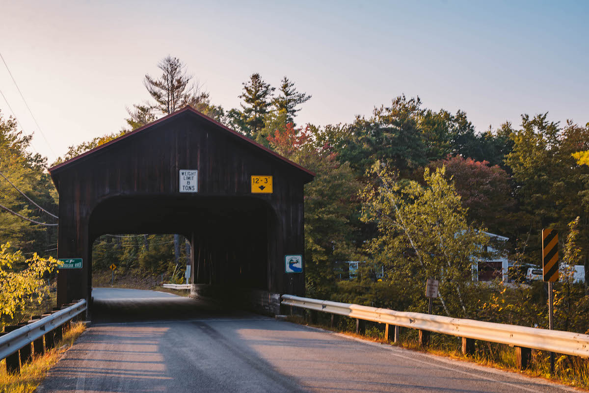 Hancock-Greenfield Covered Bridge