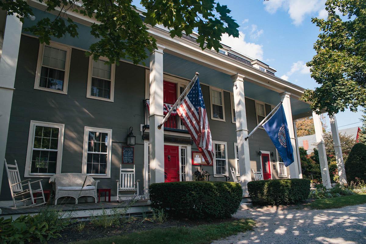 The Hancock Inn New Hampshire
