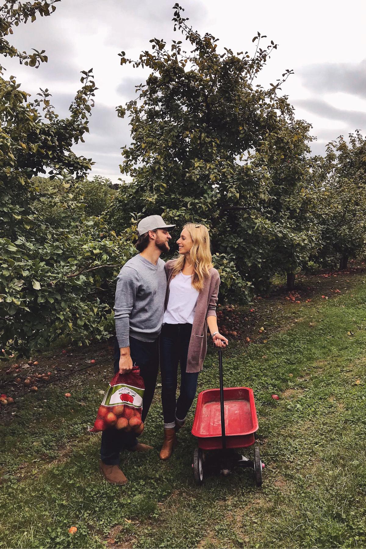Apple Picking Date